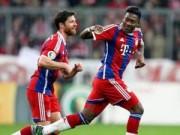 Bóng đá - Bayern - Braunschweig: Dứt điểm chưa sắc