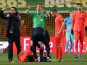 Bóng đá - Vào chung kết cúp nhà Vua, Barca tổn thất nặng
