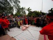 Video An ninh - Xung quanh lễ hội mang tính hiến sinh