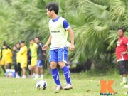 Ngôi sao bóng đá - U23 VN: Công Phượng có thể ngồi dự bị trận ra mắt