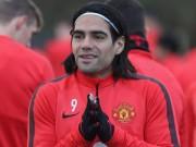 """Ngôi sao bóng đá - Falcao đang """"hết phép"""" tại Old Trafford"""