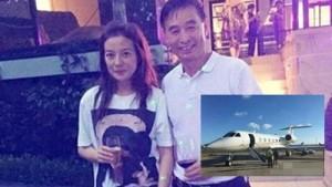 Phim - Vợ chồng Triệu Vy du lịch Úc bằng phi cơ riêng