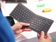 Trên tay bàn phím di động của Microsoft tại MWC 2015