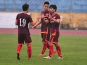 Bóng đá Việt Nam - Công Phượng ghi bàn, HLV Miura vẫn chê hàng công