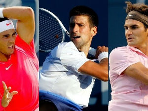 Indian Wells sôi sục vì Nadal, Djokovic, Federer