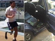 Thể thao - Ăn cắp cả… chân giả của VĐV khuyết tật