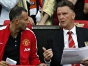 Bóng đá Ngoại hạng Anh - MU: Đến Ryan Giggs cũng mất kiên nhẫn với Van Gaal