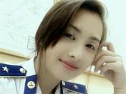 Bạn trẻ - Cuộc sống - Gặp gỡ nữ thiếu úy xinh đẹp của Cảnh sát biển VN