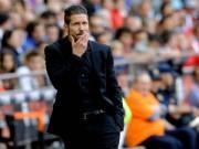 Bóng đá Tây Ban Nha - Rộ tin Simeone rời Atletico đến Man City