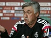 Bóng đá Tây Ban Nha - Vấn đề của Real: Có một Ancelotti bảo thủ
