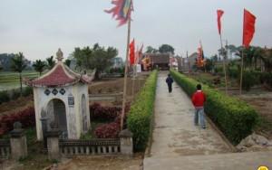 Du lịch Việt Nam - Xếp hạng 8 di tích quốc gia tại 3 tỉnh