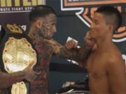 Các môn thể thao khác - UFC: Cái kết đắng cho kẻ xăm trổ thích hùng hổ