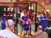 Thể thao - Nữ sinh nâng tạ 160kg, phá kỷ lục Olympic