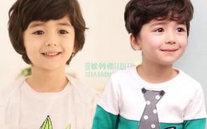 """Thời trang - Nhóc tì 4 tuổi hút fan châu Á vì quá """"bảnh"""""""