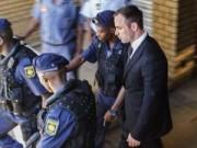 Thể thao - Sợ bị bỏ độc, Oscar Pistorius không dám ăn cơm tù