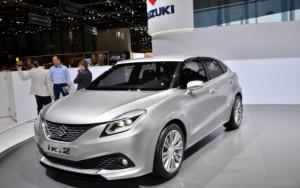 Ô tô - Xe máy - Suzuki iK-2 giá 190 triệu đồng hợp với dân văn phòng