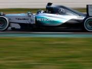 Thể thao - F1 kết thúc thử xe: Mercedes & phần còn lại (P1)