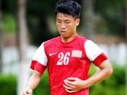 """Bóng đá Việt Nam - Tin vui bầu Đức: Chính thức đón """"trung vệ thép"""" U19"""