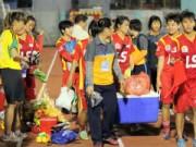 Bóng đá Việt Nam - Tủi thân bóng hồng sân cỏ