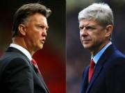 Bóng đá - Van Gaal - Wenger: Cuộc chiến triết gia - giáo sư