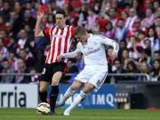 Bóng đá Tây Ban Nha - Bilbao - Real: Trong cơn bĩ cực