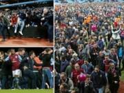 Bóng đá - Vỡ sân hãi hùng tại FA Cup