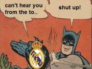 Tin bên lề bóng đá - Fan Barca hả hê, giễu cợt Real thua trận