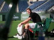 Thể thao - SAO tennis & ranh giới sống chết: Tấm gương sáng