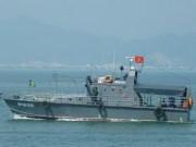 Tin Đà Nẵng - Truy bắt tàu cá TQ xâm phạm sâu vào vùng biển Đà Nẵng