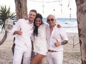 Phương Vy bí mật tổ chức hôn lễ trên bãi biển