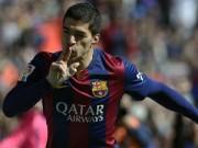 Ngôi sao bóng đá - Suarez trở lại mạnh mẽ: Công lớn của Enrique
