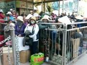 Tin tức trong ngày - Bắt gần 90 người trốn đi Trung Quốc lao động trái phép