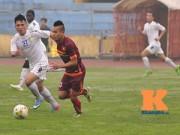 Bóng đá Việt Nam - U23 VN - U23 Indonesia: HLV Miura vẫn thử nghiệm