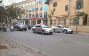 """Đề xuất  """" tịch thu xe """" : Không loại trừ người lái xe công"""