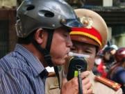 Video An ninh - Bộ trưởng Thăng kiến nghị Chính phủ tịch thu phương tiện