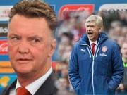 """Ngôi sao bóng đá - Van Gaal tính buông FA cup, Wenger vẫn bị Giggs """"ám ảnh"""""""