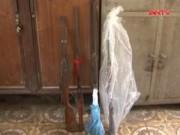 Video An ninh - Thảm án từ việc sử dụng súng săn, súng tự chế