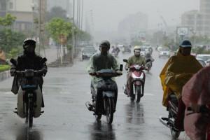 Tin thời tiết - Cuối tuần, miền Bắc chấm dứt mưa phùn, nồm ẩm