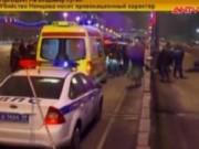 Video An ninh - Nghi phạm thứ 6 ám sát cựu Phó thủ tướng Nga đã tự sát