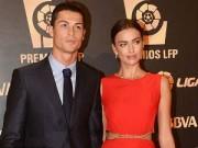"""Ngôi sao bóng đá - Ronaldo bị siêu mẫu Irina Shayk cho một """"đòn đau"""""""