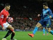 Bóng đá - MU - Arsenal: Siêu phẩm, sai lầm và thẻ đỏ