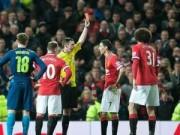 Bóng đá Ngoại hạng Anh - Van Gaal bênh vực Di Maria sau chiếc thẻ đỏ