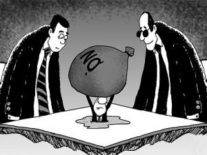 """Tài chính - Bất động sản - Ngân hàng lùng mua """"con nợ"""""""