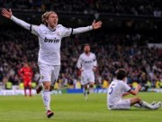 Bóng đá - Real – Schalke: Chào Modric, xây lại niềm tin