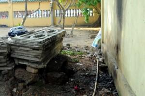 Tin tức Việt Nam - Một phụ nữ tự thiêu trong sân chùa