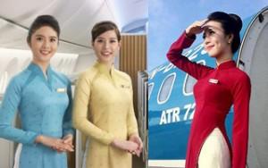 Thời trang - Trang phục mới của Vietnam Airlines chỉ đang thử nghiệm