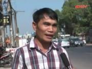 Video An ninh - Người dân phóng xe bắt cướp ngay trên phố