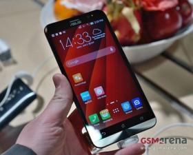 Ra mắt Asus Zenfone 2 mới giá 6,1 triệu đồng