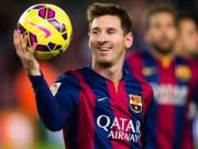 Bóng đá Ngoại hạng Anh - Cầu thủ ấn tượng nhất 2-9/3: Messi thăng hoa, cảm động Guiterrez