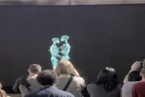 Phi thường - kỳ quặc - Clip tình yêu từ hình ảnh X-quang vui nhộn
